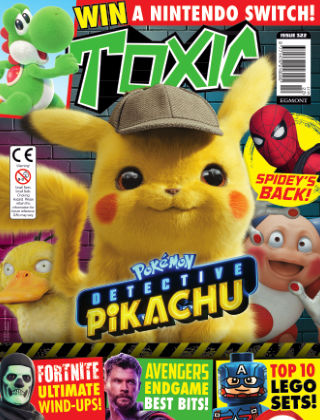 Toxic Issue 322
