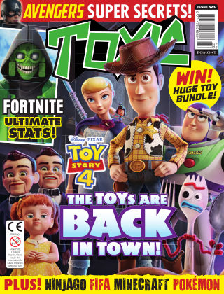 Toxic Issue 323