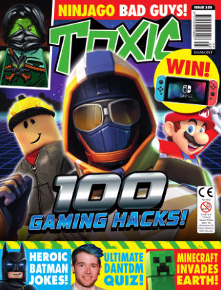 Toxic Issue 325