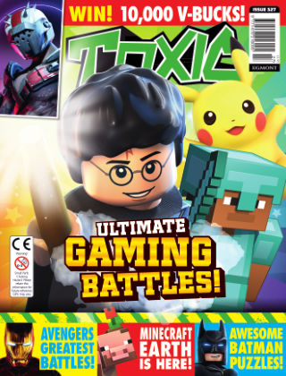 Toxic Issue 327