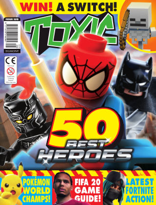 Toxic Issue 328