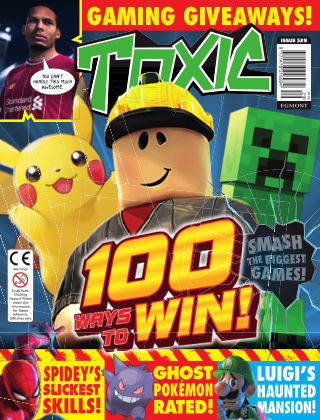 Toxic Issue 329