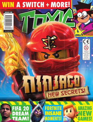 Toxic Issue 330