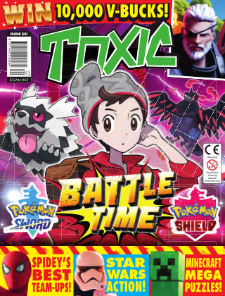 Toxic Issue 331