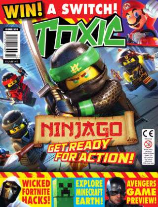 Toxic Issue 333