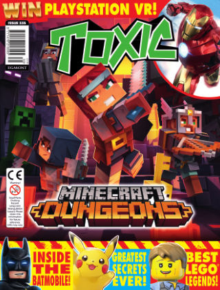 Toxic Issue 335