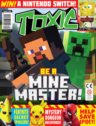 Toxic Issue 338