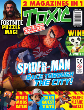 Toxic Issue 341