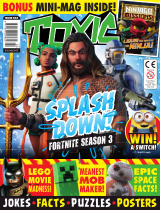 Toxic Issue 342