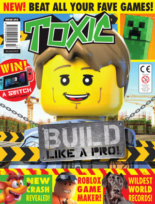 Toxic Issue 343