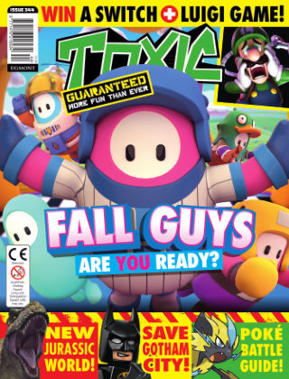 Toxic Issue 344