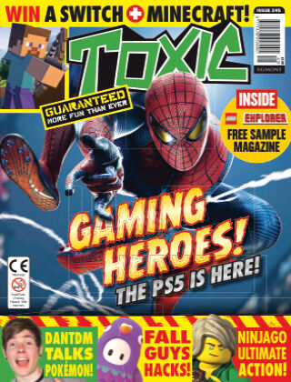 Toxic Issue 345