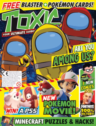 Toxic Issue 347
