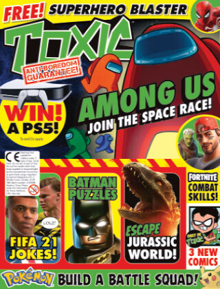 Toxic Issue 349