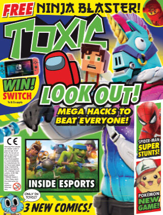 Toxic Issue 351