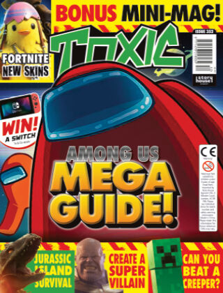 Toxic Issue 352