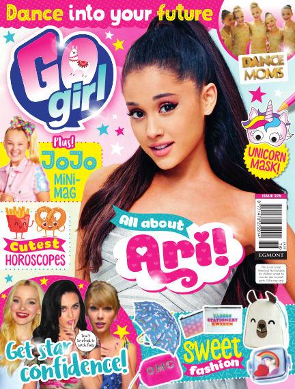 Go Girl August 15, 2018 00:00