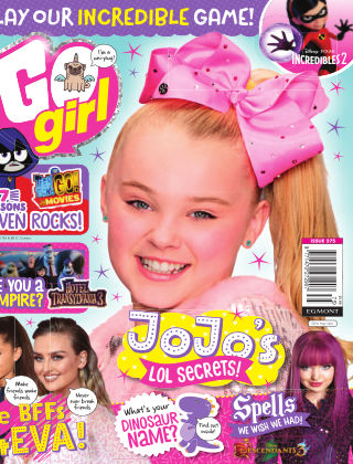 Go Girl Issue 275