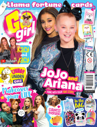 Go Girl Issue 277
