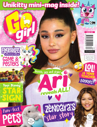 Go Girl Issue 282