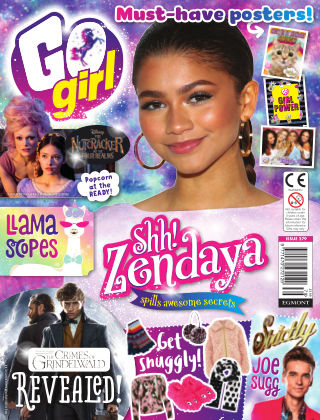 Go Girl Issue 279