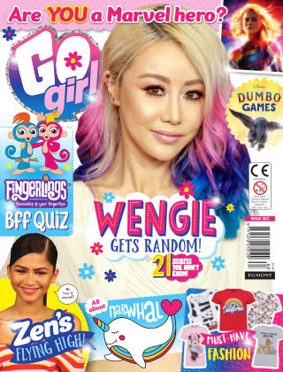 Go Girl Issue 283