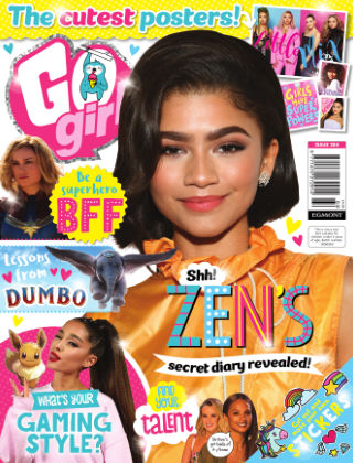 Go Girl Issue 284