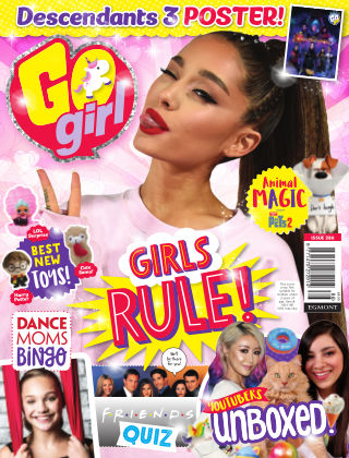 Go Girl Issue 286