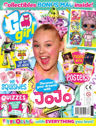 Go Girl Issue 287