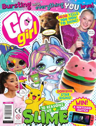 Go Girl Issue 288