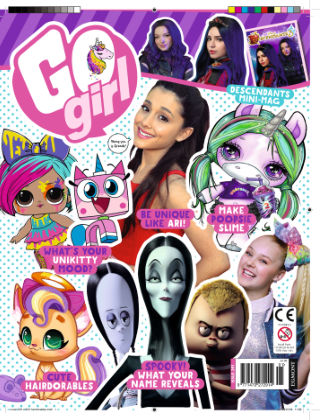 Go Girl Issue 291