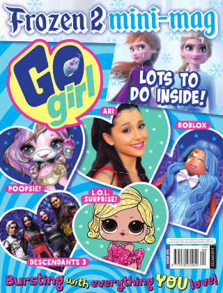Go Girl Issue 292