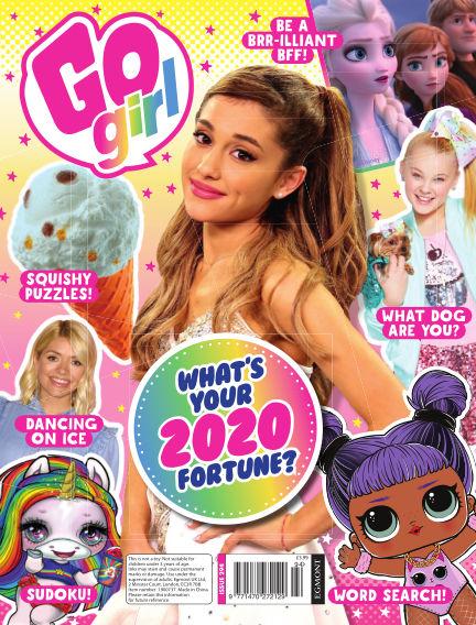 Go Girl January 08, 2020 00:00