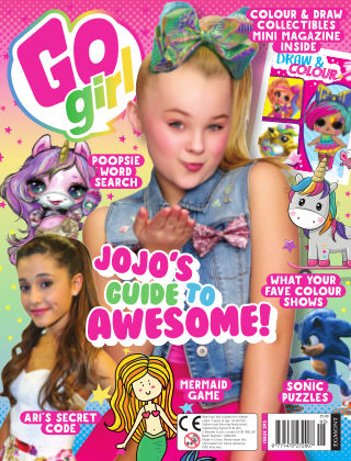 Go Girl Issue 295