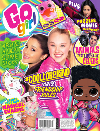 Go Girl Issue 297