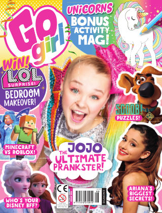 Go Girl Issue 298