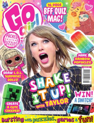 Go Girl Issue 301