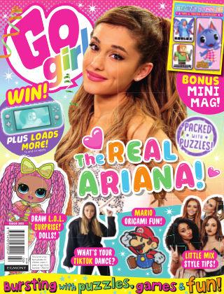 Go Girl Issue 302