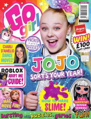 Go Girl Issue 303