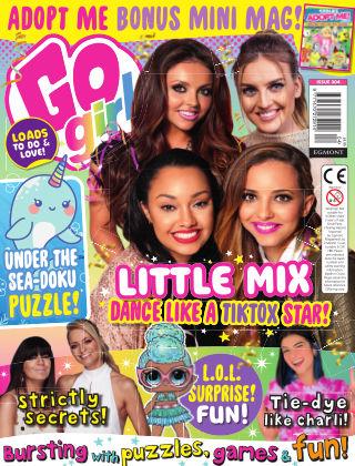 Go Girl Issue 304
