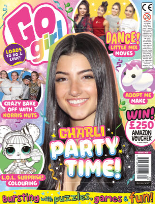 Go Girl Issue 305