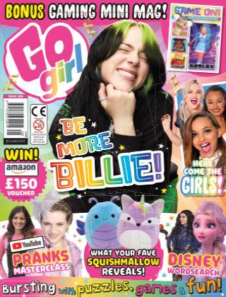 Go Girl Issue 308
