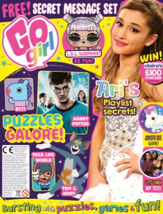Go Girl Issue 309