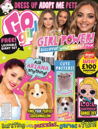 Go Girl Issue 311