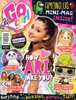 Go Girl Issue 312