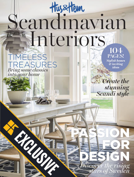 Hus & Hem – Scandinavian Interiors (Readly Exclusive) July 09, 2020 00:00