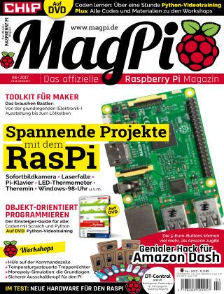 MagPi 04/2017
