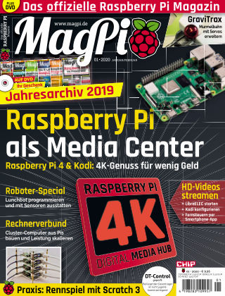 MagPi 01-2020