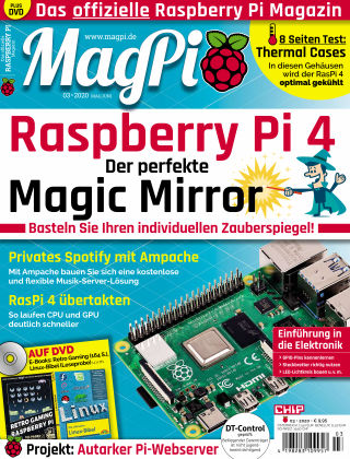 MagPi 03-2020