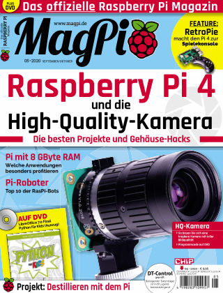 MagPi 05-2020